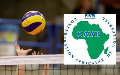Championnat d'Afrique de volleyball : Tunisie et Egypte pour une couronne