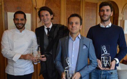 Gastronomie : Youssef Gastli récompensé par Bocuse & Co