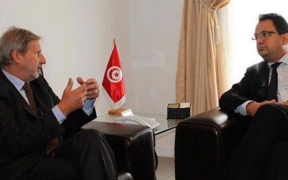 Les financements européens à la Tunisie 2017-2020