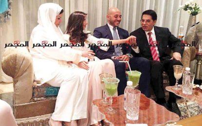 Précisions sur le «mariage princier» de Halima Ben Ali