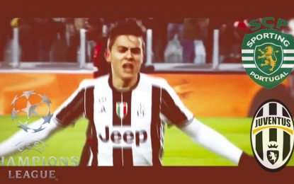 Juventus-Sporting : UEFA en streaming