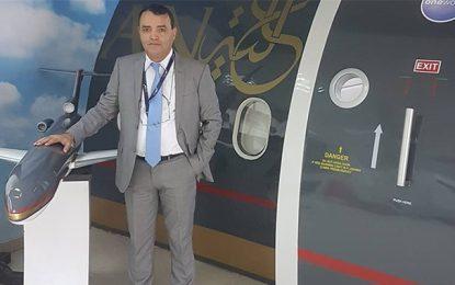 Mohamed Hamdi, nouveau directeur général de Syphax Airlines