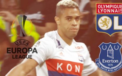 Lyon-Everton : match retour en streaming