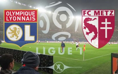 Lyon-Metz : Ligue 1 streaming