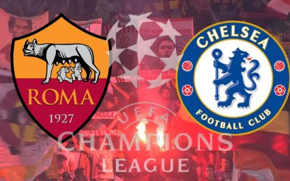 Roma-Chelsea : Ligue des Champions en streaming