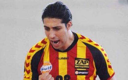 Handball-Espérance : Ben Thayer pour le retour de Mahmoudi