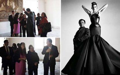 Décès du grand couturier franco-tunisien Azzedine Alaïa