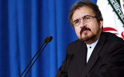 L'Iran dément toute demande de médiation à la Tunisie