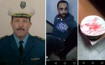 Attaque du Bardo-Vidéo fuitée : Un policier en état d'arrestation