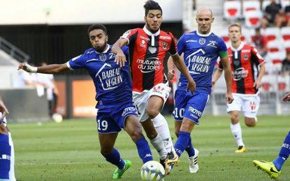 Football-France : Bassem Srarfi sauve Nice