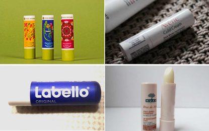 L'INC appelle à ne pas utiliser 5 produits de baumes à lèvres