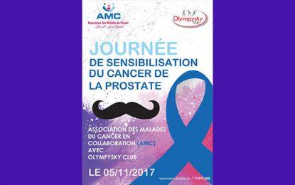 Journée de sensibilisation au cancer de la prostate