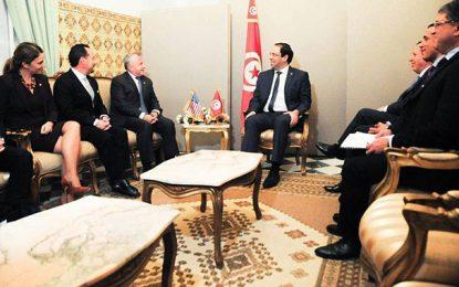 John J. Sullivan : Les Etats-Unis continueront d'appuyer la Tunisie