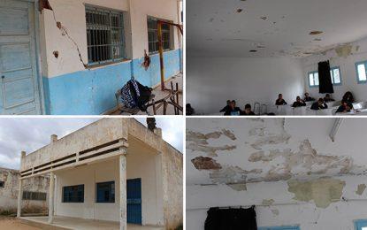 Monastir : Mobilisation pour restaurer une école délabrée