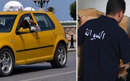 Nabeul : Arrêté pour contrebande, un taxiste prend la fuite