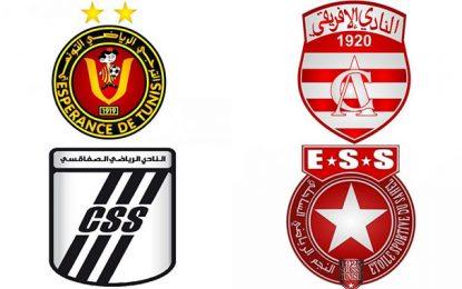Football-Coupe de Tunisie : Les cadors passent à la peine