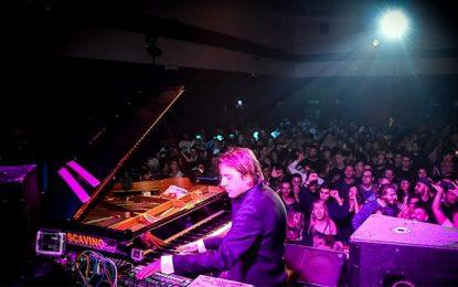 Efest : Concert de Fabrizio Rat à l'Acropolium de Carthage