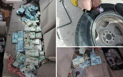 Gafsa : Arrestation d'un Libyen trafiquant de devises