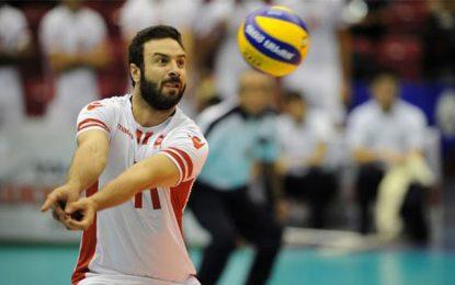 Volleyball : Le Tunisien Ismail Moalla retourne au Zamalek