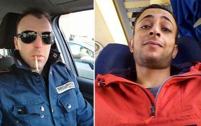 Tunisien tué et brûlé en Italie : Un sécuritaire italien inculpé