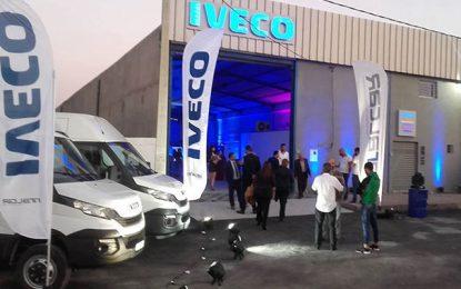 Automobiles: Italcar ouvre son 15e atelier Iveco à Fouchana