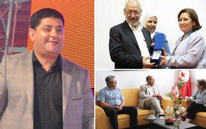 Walid Jalled : L'IVD cherche à blanchir Ennahdha