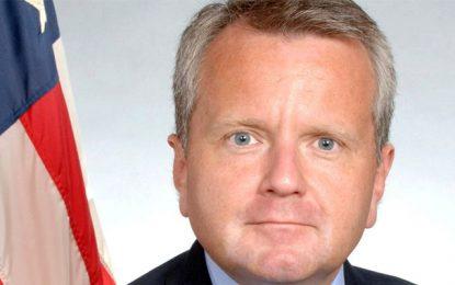 Diplomatie: John J. Sullivan en visite en Tunisie
