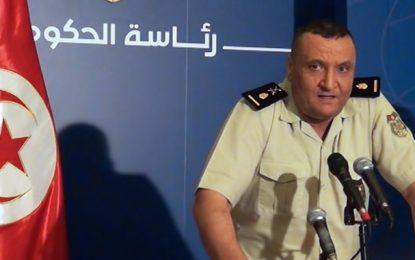 Khalifa Chibani chargé de la communication au ministère de l'Intérieur