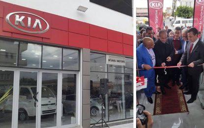 Kia ouvre sa 15e agence tunisienne à Kairouan
