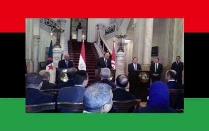 Tunis, Alger et le Caire pour le retour de la stabilité en Libye