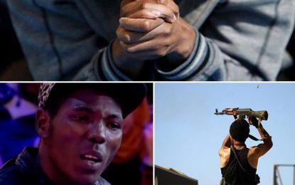 Témoignage d'un ancien esclave en Libye, réfugié en Tunisie