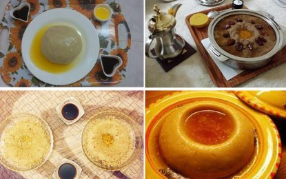 Mouled : L'«assida» de semoule délicieuse et pas chère
