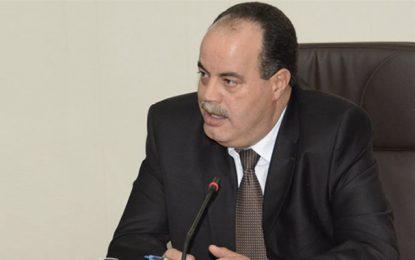 Najem Gharsalli dément le mandat de dépôt à son encontre