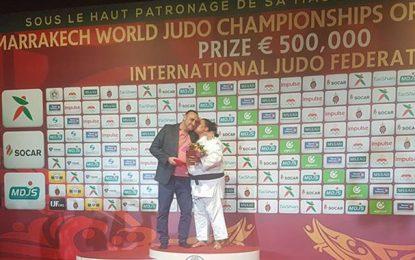 Mondial de judo à Marrakech : Le bronze pour Nihel Cheikhrouhou