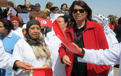 Hommage posthume à Noura Borsali à Paris