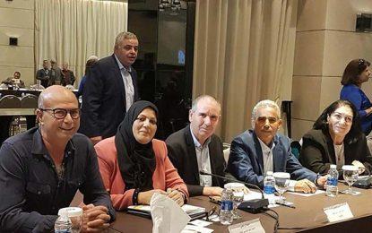 Noureddine Taboubi président de la Fédération des syndicats arabes
