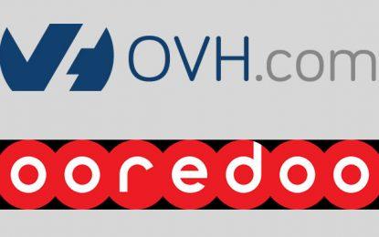 OVH héberge les noms de domaines «.tn» chez Ooredoo
