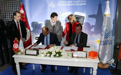 «Aéroports de Tunisie»: Une application pour voyager intelligent