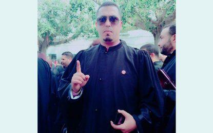 Me Ouled Ali nie avoir agressé un policier au Bardo