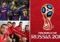 Mondial 2018 : Le FC Barcelone félicite l'équipe de Tunisie
