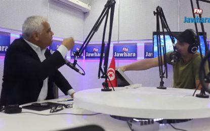 Safi Said défend Jarraya et Riahi et insulte ses confrères journalistes