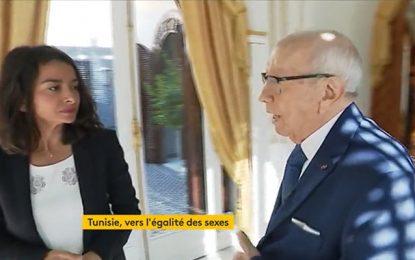L'égalité des sexes en Tunisie à l'honneur sur France 2