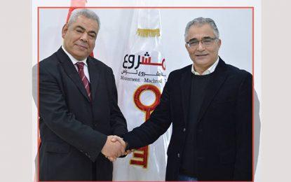 Samir Abdallah quitte Machrou Tounes