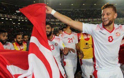Eliminatoires du Mondial 2018 : La Tunisie dans le trio de tête
