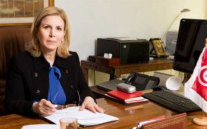 Visite de Selma Elloumi-Rekik du 5 au 7 mars en Russie