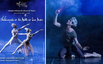 Au théâtre municipal de Tunis : ''Shéhérazade et les Mille et Une Nuits''