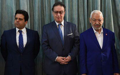 Ennahdha, Nidaa et UPL : La «nouvelle troïka» est en marche
