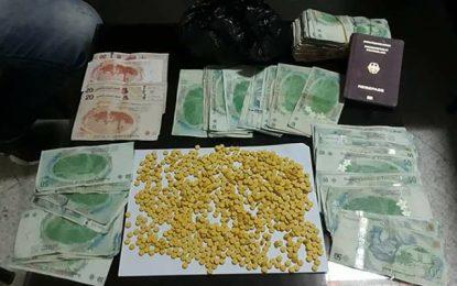 Trafic d'Ecstasy : Un Palestinien et 3 Tunisiens arrêtés à Sousse