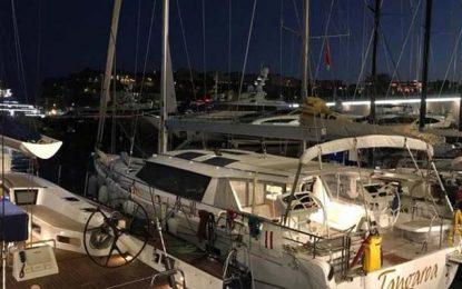 Un yacht volé à Imperia retrouvé en Tunisie grâce à Facebook