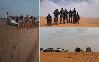 Contrebandiers armés à Tataouine : Un ancien militaire arrêté